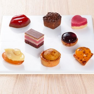 Assortiment de petits fours Seduction web