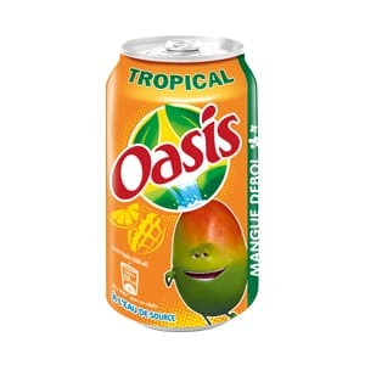 Oasis Boîte 33cl